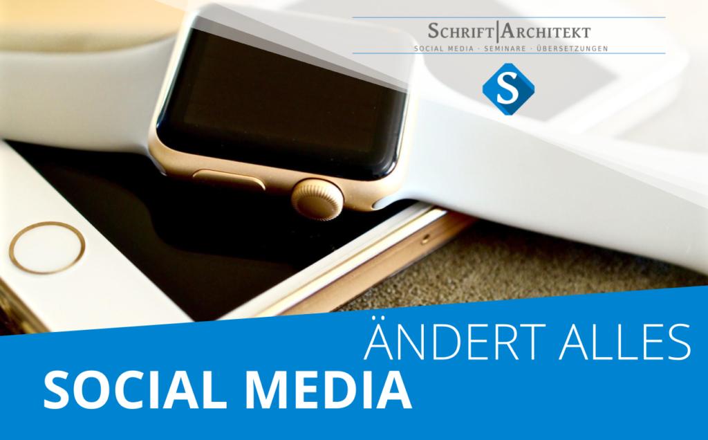 Agentur Schrift-Architekt.de Social Media und Seminare zum Thema internet of things