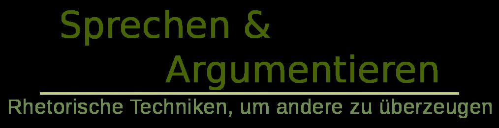 Sprechen und Argumentieren: Rhetorische Techniken, um andere zu überzeugen