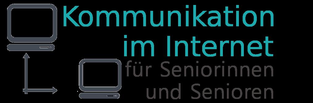 Kommunikation im Internet für Seniorinnen und Senioren