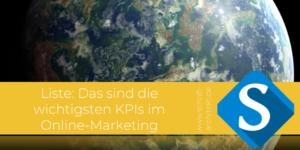 Schrift-Architekt.de Blogcover für Social Media & Seminare zum Thema kpi marketing