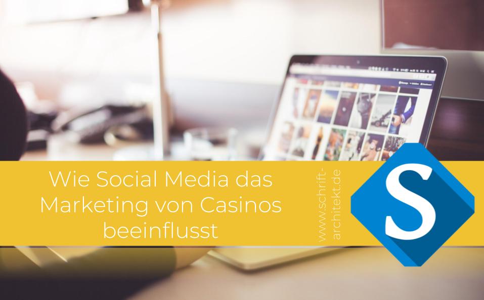 Schrift-Architekt.de Blogcover für Social Media & Seminare zum Thema social-media-casino-marketing