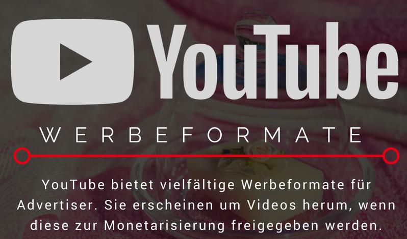 Schrift-Architekt.de Infografik zu YouTube-Werbeformaten