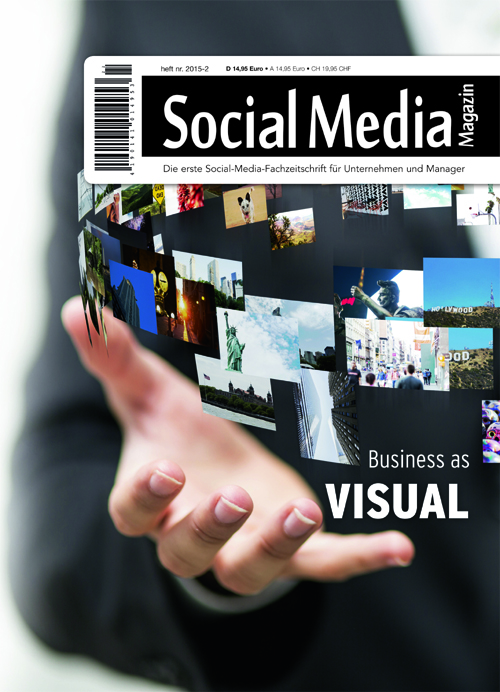 Social Media Magazin Cover2015 tumblr schrift-architekt