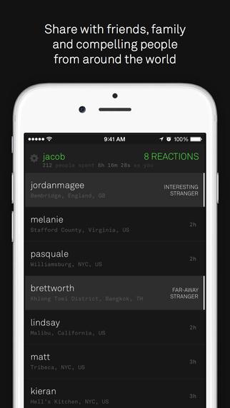 beme screenshot app pic video