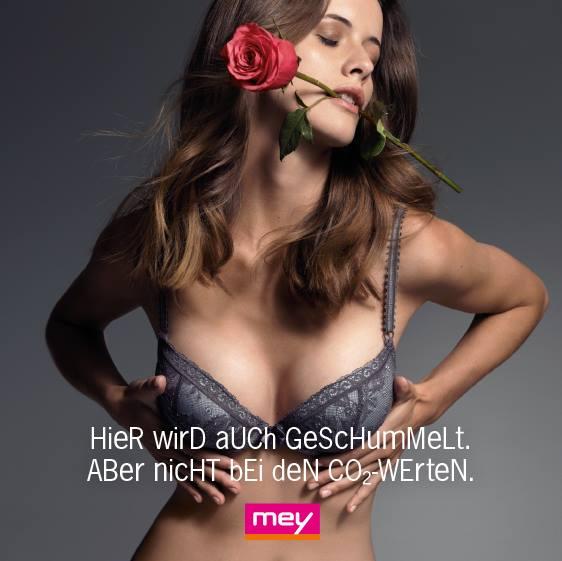 dieselgate volkswagengate push-up bra bustier boobs marketing funny