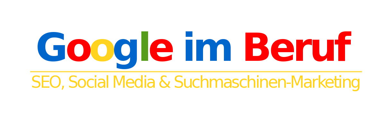 Google im Beruf: SEO, Social Media & Suchmaschinen-Marketing