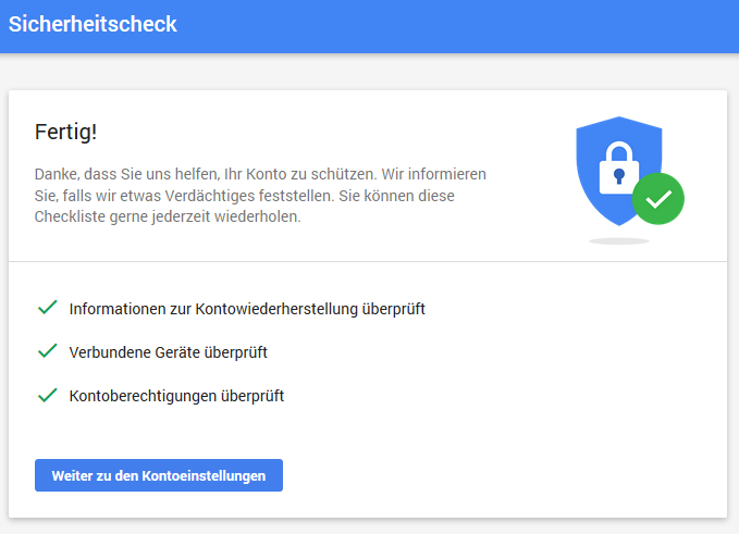 google safer internet day sicherheitscheck konto