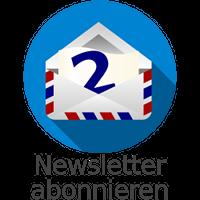 2 Minuten - der Newsletter: Monatlich kompakt wichtige Themen aus dem Social Web.