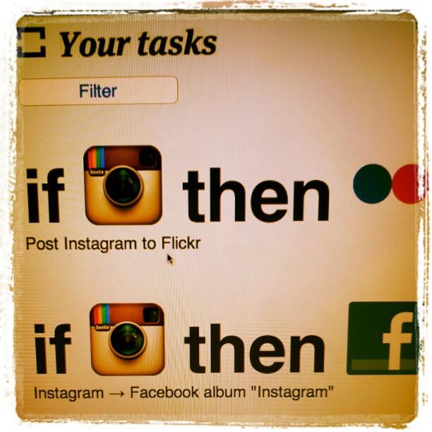 IFTTT und andere Dienste wie Zapier erlauben das Verknüpfen von Tools und Aufgaben.