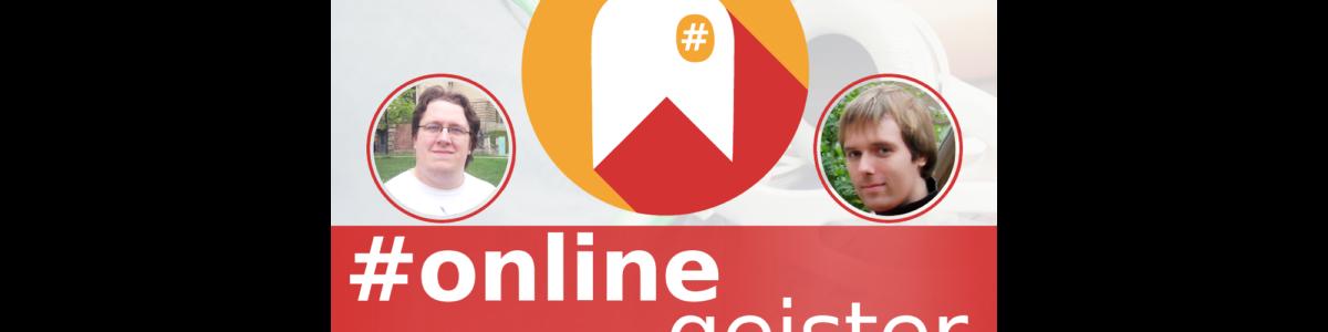 Podcasthinweis: Datenschutz im Neuland — #Onlinegeister Nr. 8 (Netzkultur-Podcast)