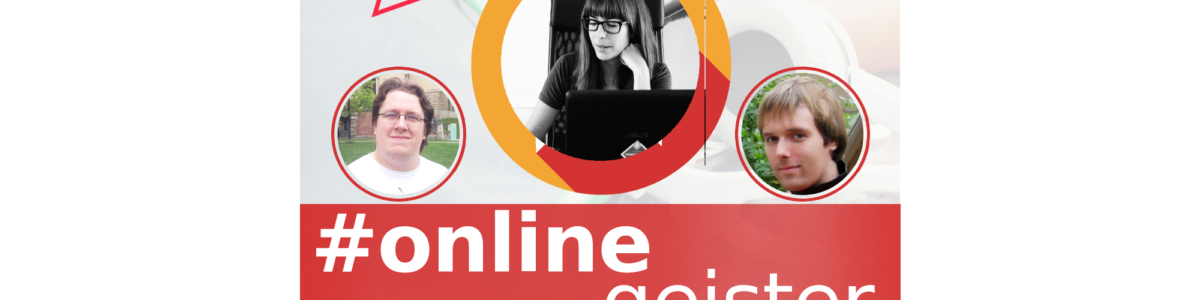 Podcasthinweis: Podcasting — #Onlinegeister Nr. 9 (Social-Media-Podcast)