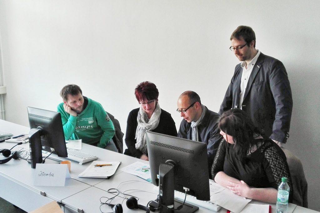 Weiterbildung in Dessau-Roßlau 2016 (Foto: Sven Hertel)