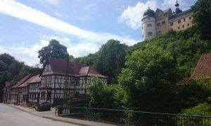 Die urige und tolle Stadt Stolberg im Harz - Veranstaltungsort der ERFA Harz.