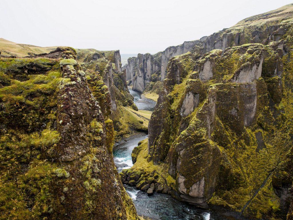 Abgekupfert von der Natur: Streams sollen dahinströmen wie ein Fluss.