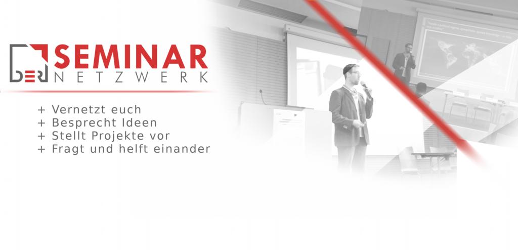 DER Seminar-Netzwerk bei Facebook.