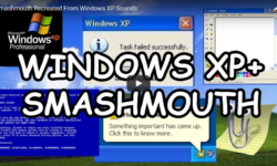 Windows XP Musikvideo auf YouTube