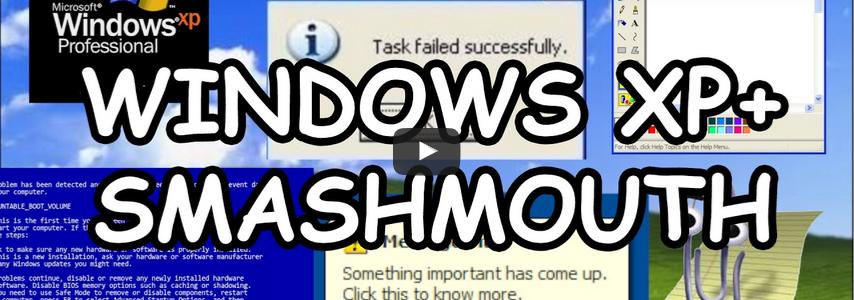 Nostalgie mit Windows XP: Musikvideo mit alten Warnklängen