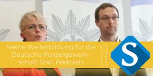Schrift-Architekt.de Blogcover für Social Media & Seminare zum Thema Polizei