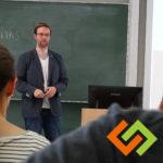 Vortrag zu Shitstorms und Krissenkommunikation an der Martin-Luther-Universität Halle-Wittenberg, 6. Juni 2018 in Halle (Saale).