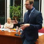 Christian Allner coacht den Deutschen Journalistenverband (Foto: Dorint Hotel Halle, 2018)