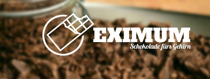 Eximum - das Magazin wie Schokolade für's Gehirn