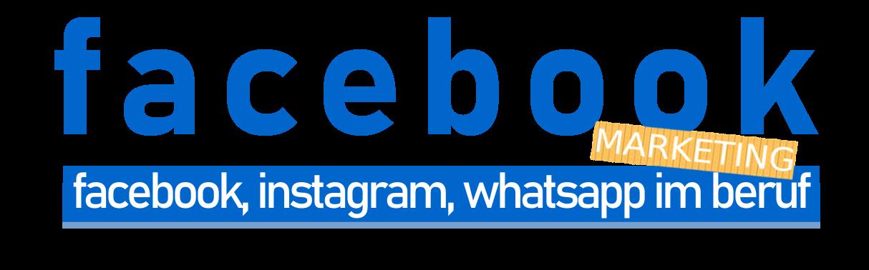 """Logo für """"Facebook-Marketing - Das Social Network im Beruf nutzen"""""""