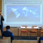 Christian Allner präsentiert auf der Global Mediatization and Research Conference in Klagenfurt am Wörthersee (2018)