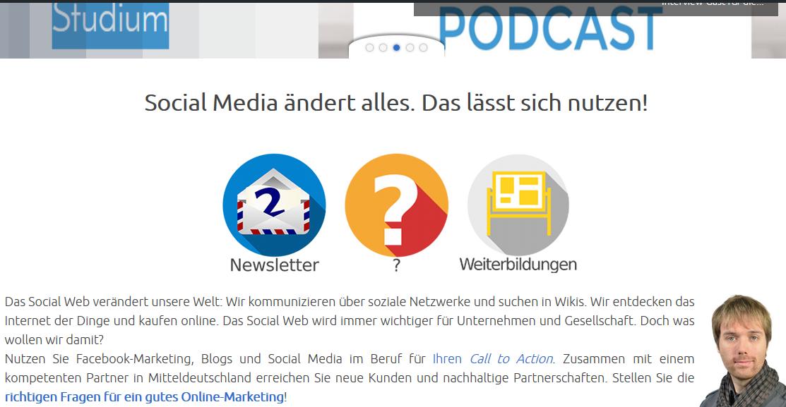 Worum geht es bei dem neuen Format auf Schrift-Architekt.de?